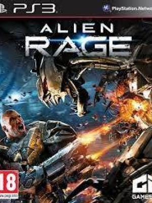 Alien Rage PS3