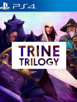 Trine Trilogy PS4 PRIMARIA