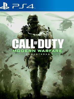 Call of Duty: Modern Warfare Remastered PS4 PRIMARIA