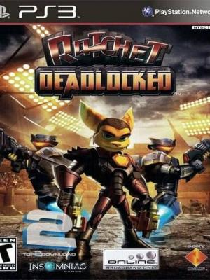 Ratchet: Deadlocked PS3