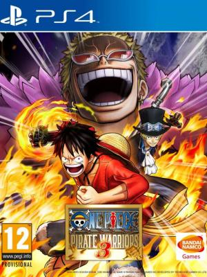 One Piece Pirate Warriors 3 PS4 PRIMARIA