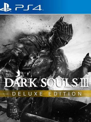 DARK SOULS III  INCLUYE EL SEASON PASS PS4 PRIMARIA