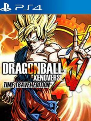 DRAGON BALL XENOVERSE + DRAGON BALL XENOVERSE SEASON PASS PS4 PRIMARIA