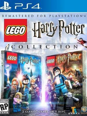 2 juegos en 1  LEGO Harry Potter: Years 1-4  +  LEGO Harry Potter: Years 5-7  PS4 PRIMARIA
