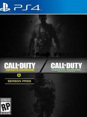 2 JUEGOS EN 1 Call of Duty: Infinite Warfare incluye Call of Duty: Infinite Warfare + SEASON PASS Y Call of Duty: Modern Warfare Remastered