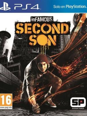 inFAMOUS Second Son PS4 PRIMARIA