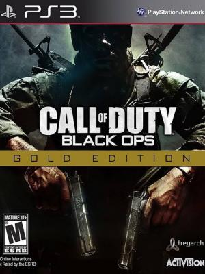 Call of Duty Black Ops Gold Edition FULL ESPAÑOL PS3