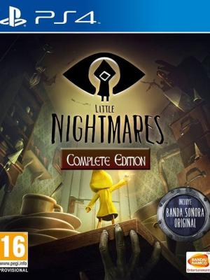 Little Nightmares Complete Edition PS4 PRIMARIA