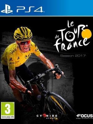 Tour de France 2017 PS4 PRIMARIA