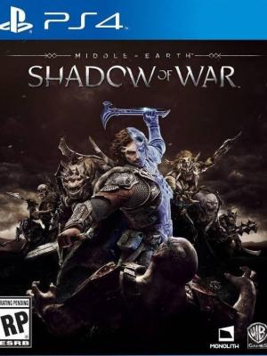 Middle-earth  Shadow of War PS4 Primaria