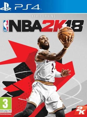 NBA 2K18 PS4 PRIMARIA