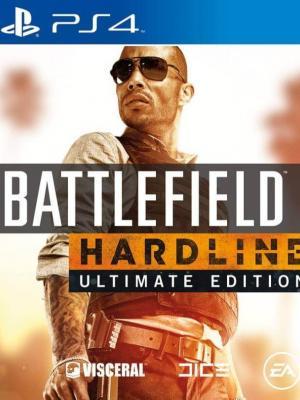 Battlefield Hardline Edición Definitiva PS4 PRIMARIA