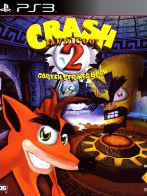 Crash Bandicoot 2: Cortex Strikes Back PS3