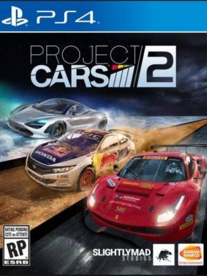 Project CARS 2 PS4 PRIMARIA