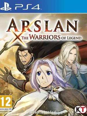 ARSLAN THE WARRIORS OF LEGEND PS4 PRIMARIA