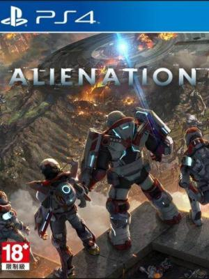 ALIENATION PS4 PRIMARIA