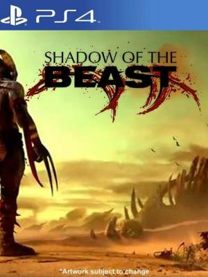 Shadow of the Beast PS4 PRIMARIA