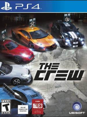 The Crew PS4 PRIMARIA