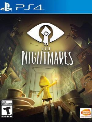 Little Nightmares PS4 PRIMARIA