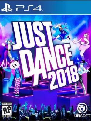 Just Dance 2018 PS4 PRIMARIA
