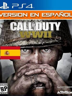 Call of Duty WWII FULL ESPAÑOL Ps4
