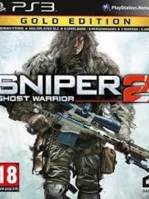 Sniper Ghost Warrior 2 Gold Edition PS3