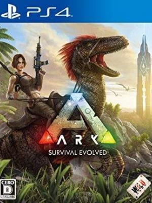 ARK: Survival Evolved Ps4 Primaria