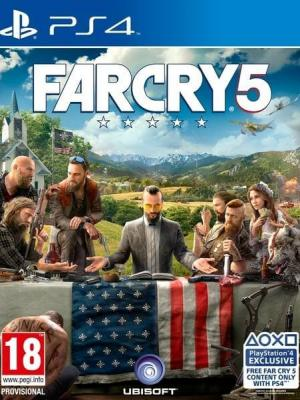 FAR CRY 5 PS4 PRIMARIA PRE ORDEN