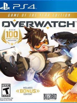 Overwatch: Game of the Year Edition PS4 PRIMARIA
