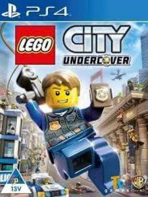 LEGO CITY Undercover PS4 PRIMARIA