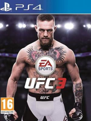EA SPORTS UFC 3 Standard Edition  PS4 PRIMARIA