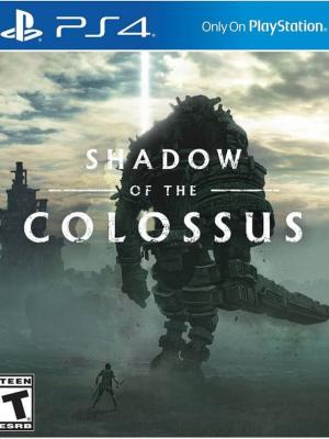 SHADOW OF THE COLOSSUS PS4 PRIMARIA