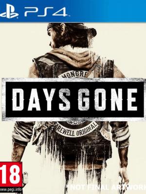 Days Gone PS4 PRE ORDEN PRIMARIA