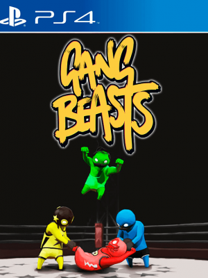 Gang Beasts PS4 PRIMARIA