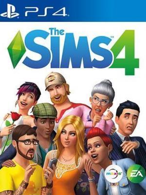 The Sims 4 PS4 PRIMARIA