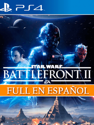 STAR WARS Battlefront II Standard Edition  ESPAÑOL ps4 Primaria