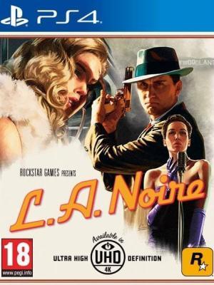 L. A. Noire PS4 PRIMARIA