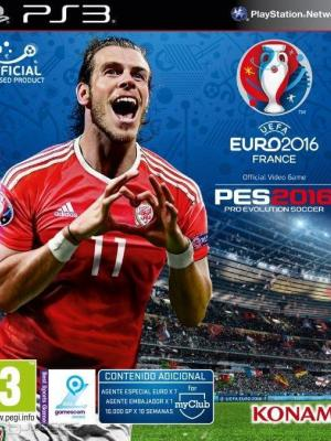 2 juegos en 1 PES 2016 MAS UEFA EURO 2016 Official Video Game