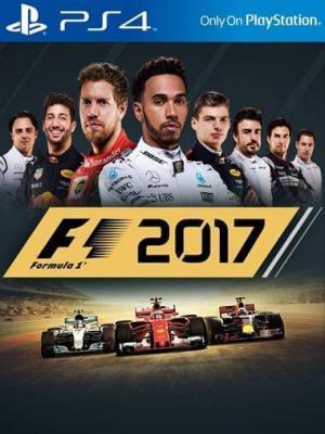 F1 2017 PS4 PRIMARIA