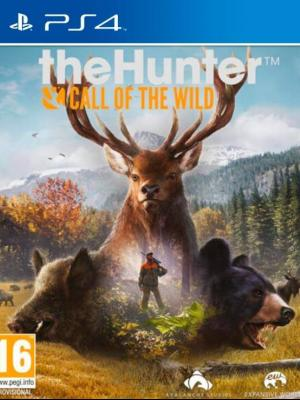 theHunter: Call of the Wild PS4 PRIMARIA