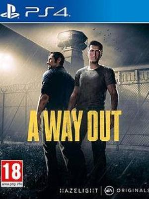 A Way Out ps4 Primaria PRE ORDEN