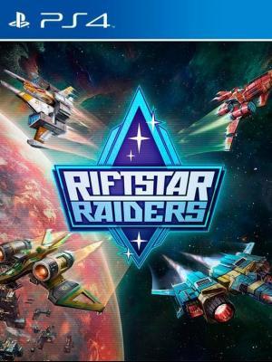 RiftStar Raiders PS4 PRIMARIA