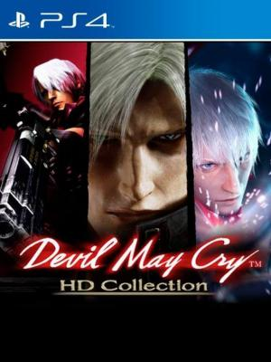 Devil May Cry HD Collection PS4 PRIMARIA PRE ORDEN