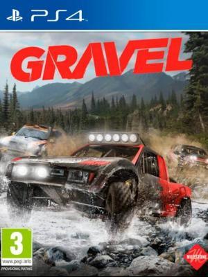 Gravel PS4 PRIMARIA