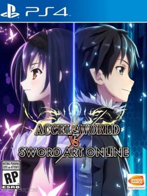 Accel World VS Sword Art Online PS4 PRIMARIA