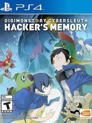 Digimon Story: Cyber Sleuth - Hacker's Memory PS4 PRIMARIA
