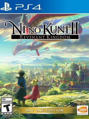 Ni no Kuni II: REVENANT KINGDOM PS4 PRIMARIA
