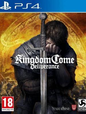 Kingdom Come Deliverance  PS4 PRIMARIA