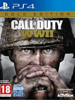 Call of Duty WWII Gold Edition FULL ESPAÑOL Ps4