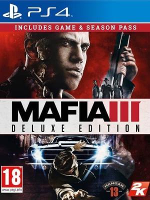 Mafia III Deluxe Edition ps4 primaria
